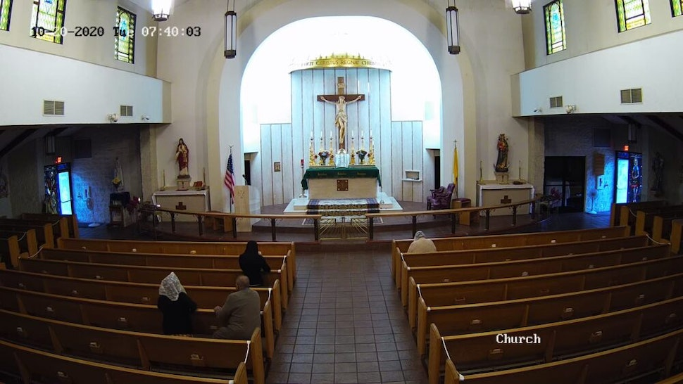 Our Lady of the Angels Church