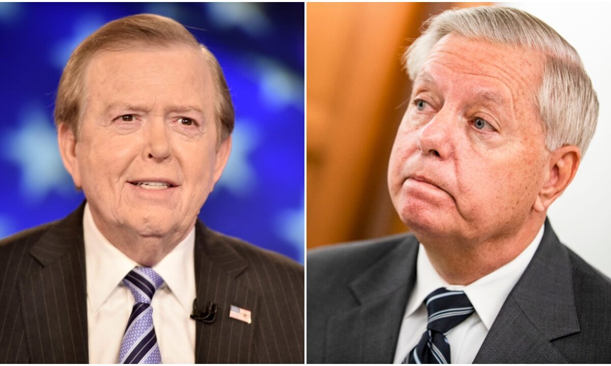 'He Has Betrayed The American People': Lou Dobbs Urges South Carolina Not To Vote For Lindsey Graham | The Daily Wire