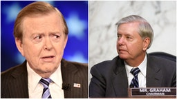 Lou Dobbs and Lindsey Graham