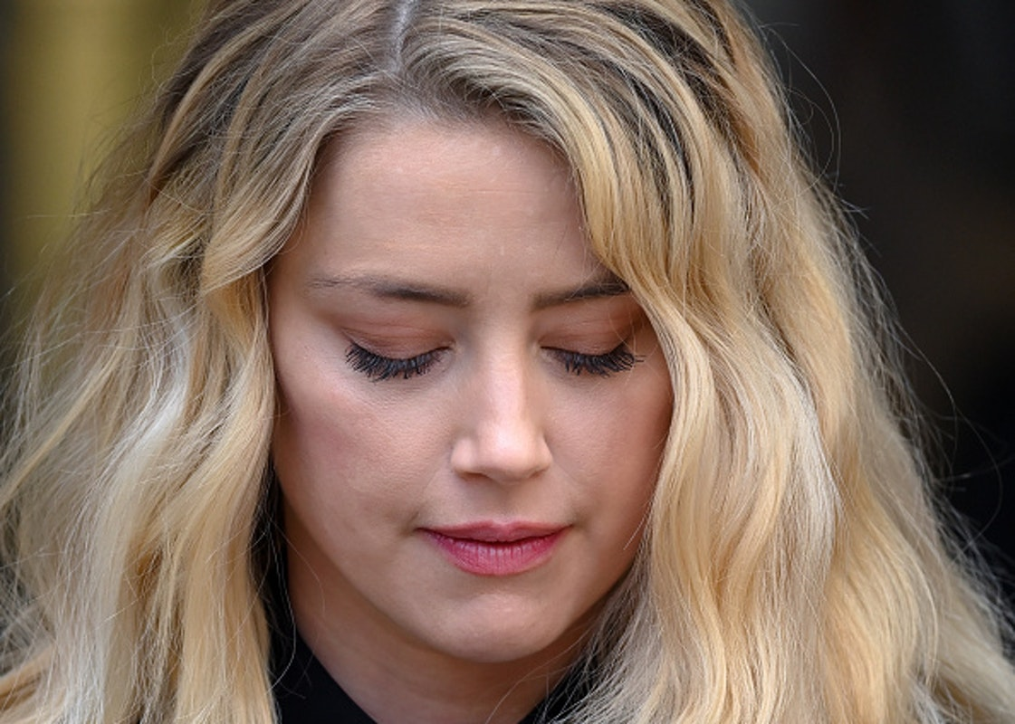 Petition To Remove Amber Heard From 'Aquaman 2' Passes One ...