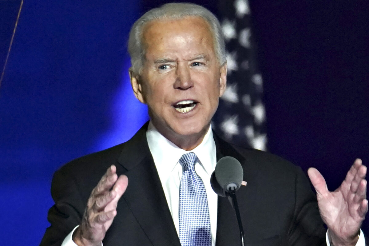 Biden To De-Emphasize Having The Military Serve As An Instrument Of National Power: Report