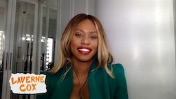 WATCH WHAT HAPPENS LIVE WITH ANDY COHEN @ HOME -- Episode 17108 -- Pictured in this screen grab: Laverne Cox
