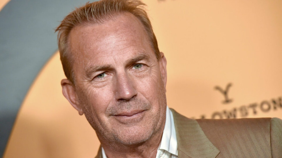 """Kevin Costner attends the premiere party for Paramount Network's """"Yellowstone"""" Season 2 at Lombardi House on May 30, 2019 in Los Angeles, California."""