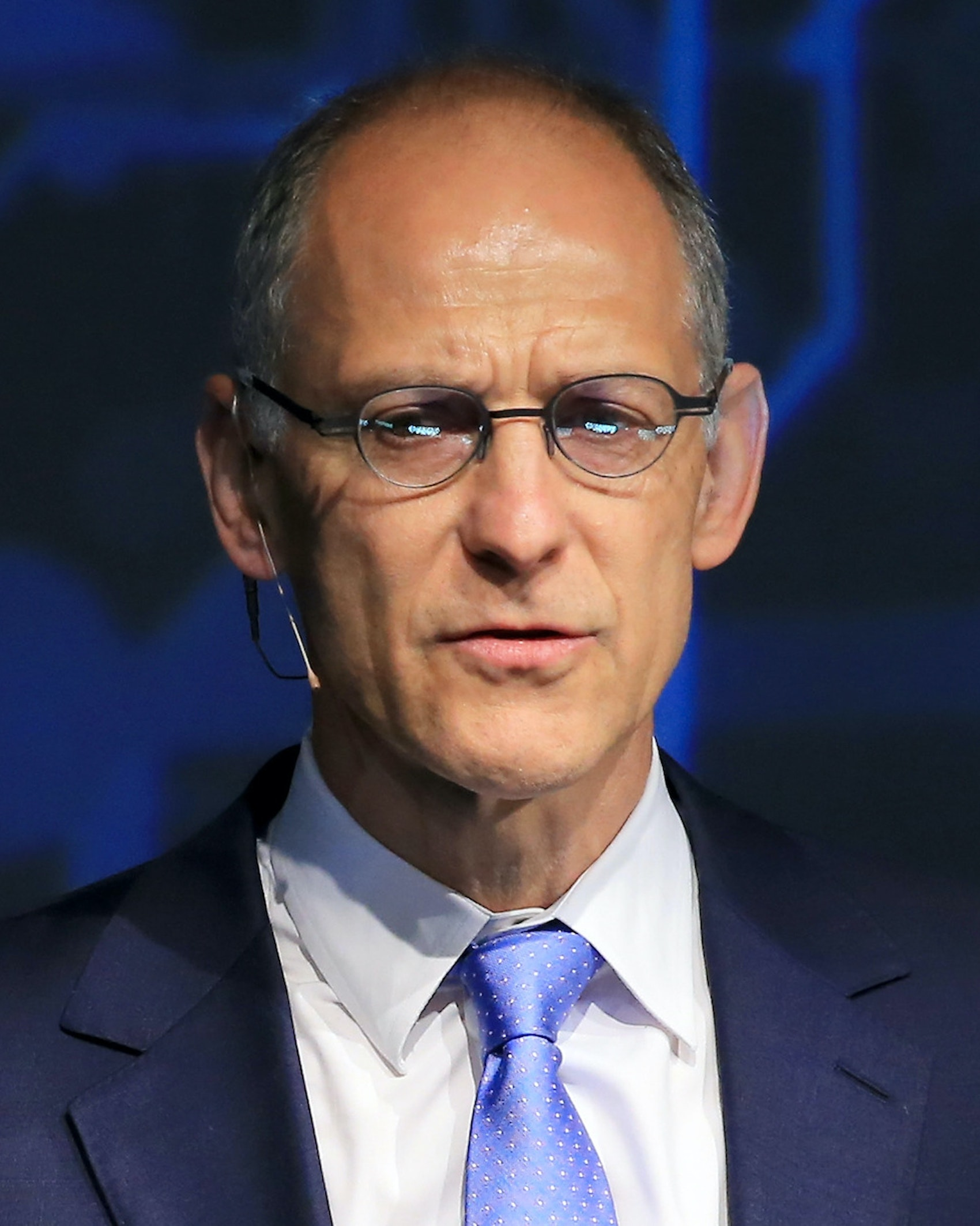 Dr. Ezekiel Emanuel speaks onstage at the Klick Health Ideas Exchange on June 15, 2015 in Philadelphia, Pennsylvania. (Photo by Neilson Barnard/Getty Images for Klick Health)