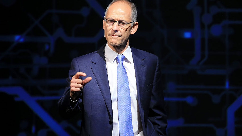 PHILADELPHIA, PA - JUNE 15: Dr. Ezekiel Emanuel speaks onstage at the Klick Health Ideas Exchange on June 15, 2015 in Philadelphia, Pennsylvania. (Photo by Neilson Barnard/Getty Images for Klick Health)