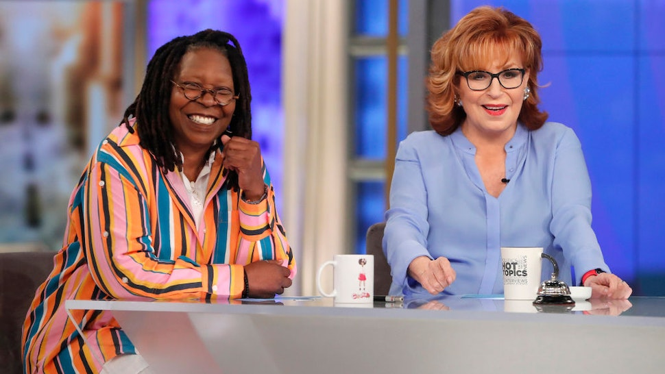 """THE VIEW - 5/31/19 - David Letterman is a guest on Walt Disney Television via Getty Images's """"The View"""" on Friday, May 31, 2019. """"The View"""" airs Monday-Friday, 11am-12pm, ET on Walt Disney Television via Getty Images."""