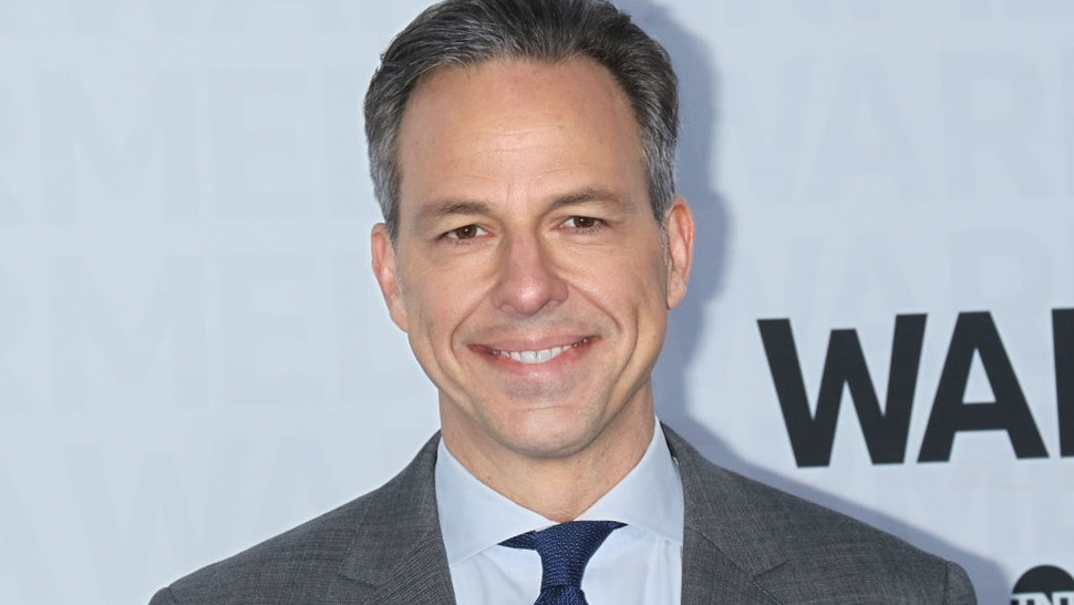 Journalist Jake Tapper attends the WarnerMedia 2019 Upfront at One Penn Plaza on May 15, 2019 in New York City.