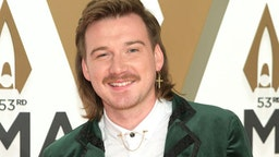 Morgan Wallen attends the 53rd annual CMA Awards at the Music City Center on November 13, 2019 in Nashville, Tennessee.