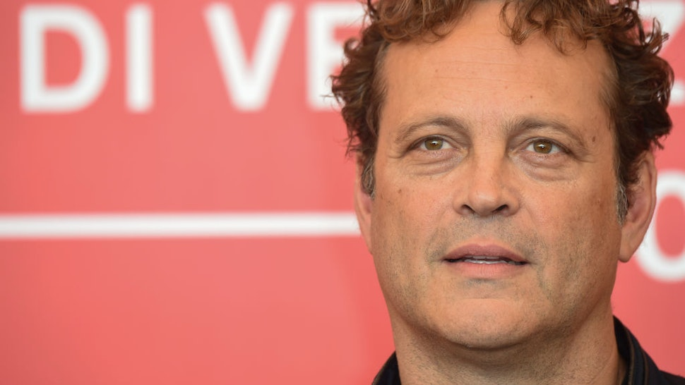 American actor Vince Vaughn participates at the photocall of the film 'Sunset' at the 75th Venice International Film Festival. Venice, September 3rd, 2018