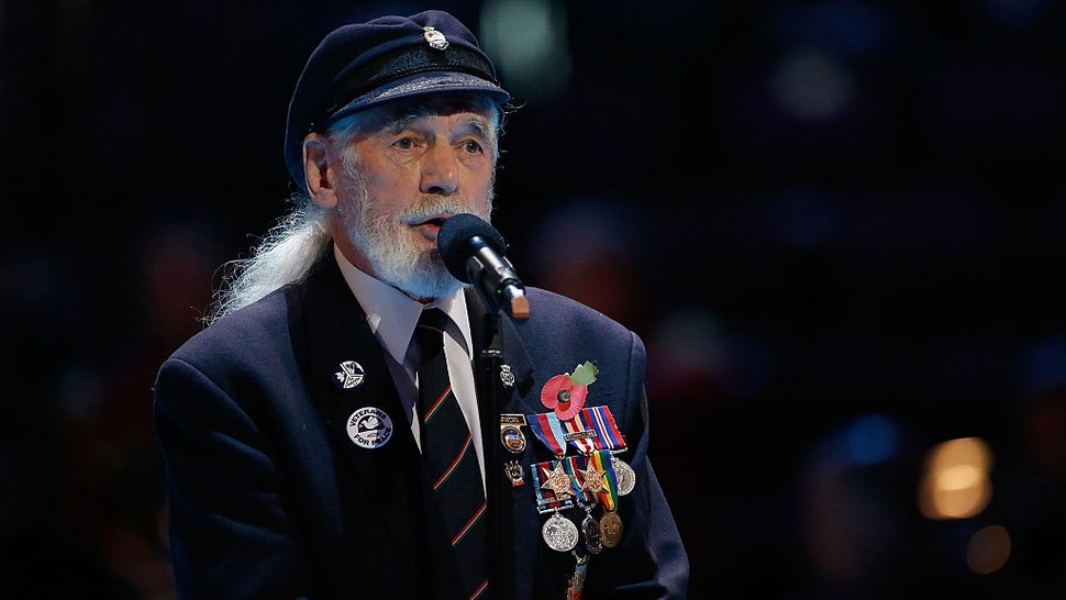 D-Day Veteran Jim Radford