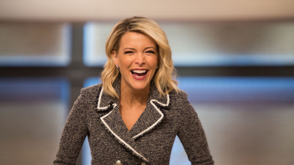 MEGYN KELLY TODAY -- Pictured: Megyn Kelly on Wednesday, December 3, 2018 -- (Photo by: Nathan Congleton/NBC/NBCU Photo Bank)