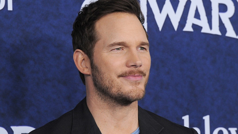 "HOLLYWOOD, CA - FEBRUARY 18: Chris Pratt arrives for Premiere Of Disney And Pixar's ""Onward"" held at the El Capitan Theatre on February 18, 2020 in Hollywood, California."