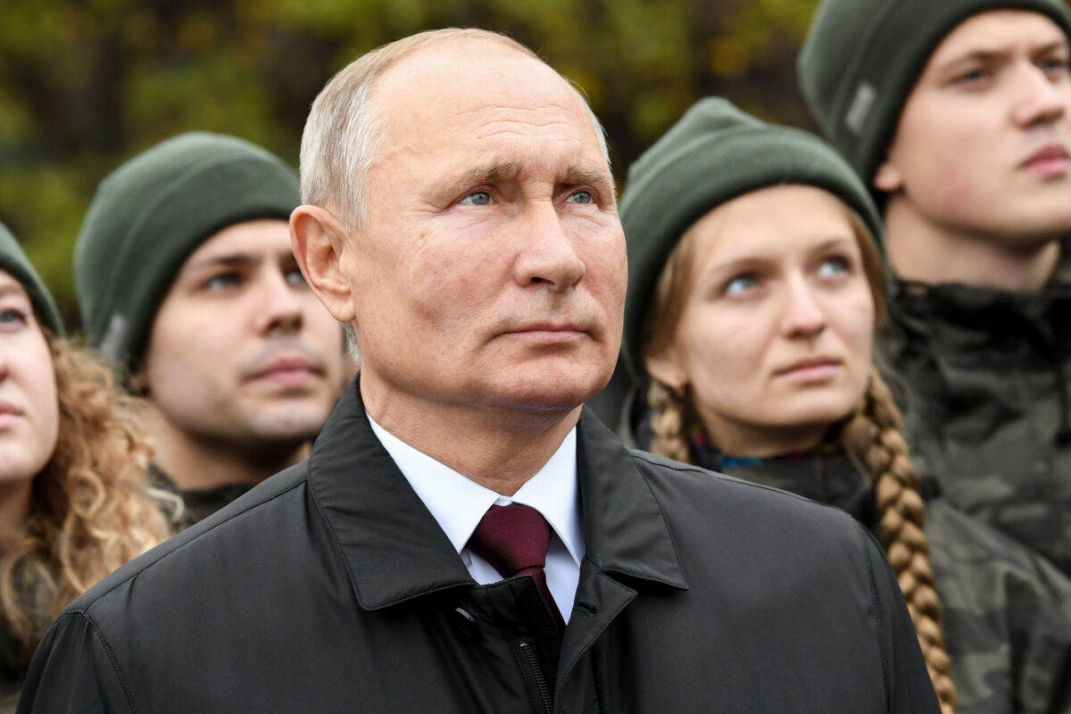 Russian President Vladimir Putin May Be Eyeing Retirement Amid Rumors Of Health Problems: Report | The Daily Wire