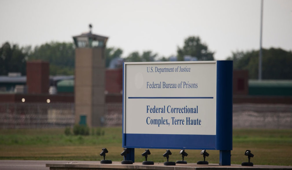Death Penalty Methods Other Than Lethal Injection To Be Allowed By Feds Starting Next Month