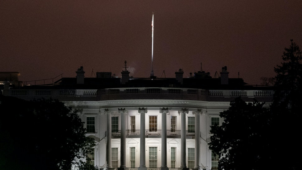 The White House in Washington, D.C., U.S., on Wednesday, Nov. 11, 2020. President-elect Biden has stocked his transition team with policy experts, academics and former Obama administration officials, a contrast with the industry-friendly figures President Trump sent into the government upon winning office.