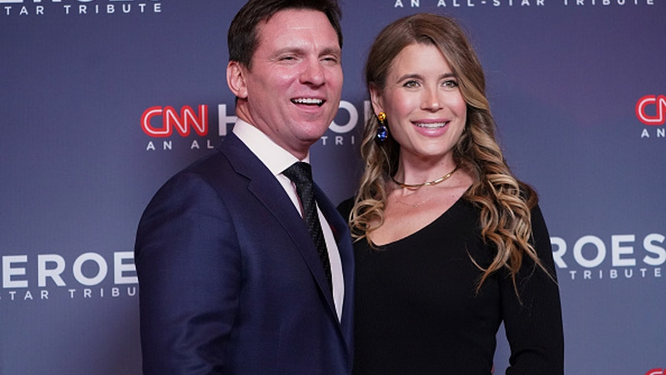 NEW YORK, NEW YORK - DECEMBER 08:: Bill Weir (L) attends the 13th Annual CNN Heroes at the American Museum of Natural History on December 08, 2019 in New York City.
