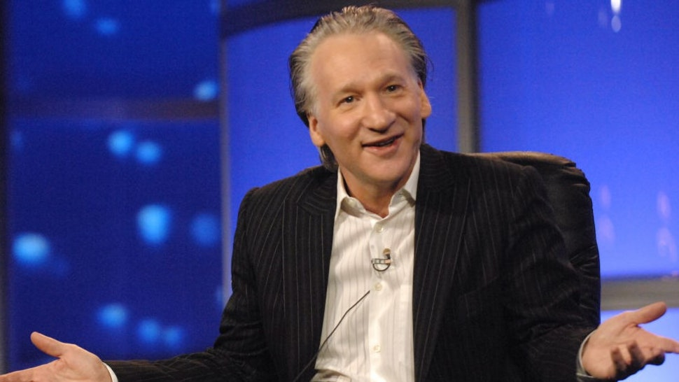 Bill Maher of Real Time with Bill Maher during HBO Winter 2007 TCA Press Tour in Los Angeles, California, United States. (Photo by