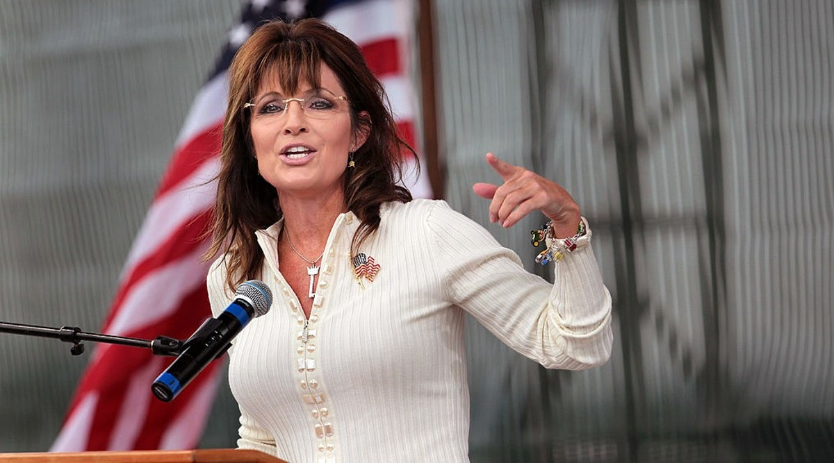 Palin Blasts Obama For Claiming She Brought 'Dark Spirits' To Republican Party
