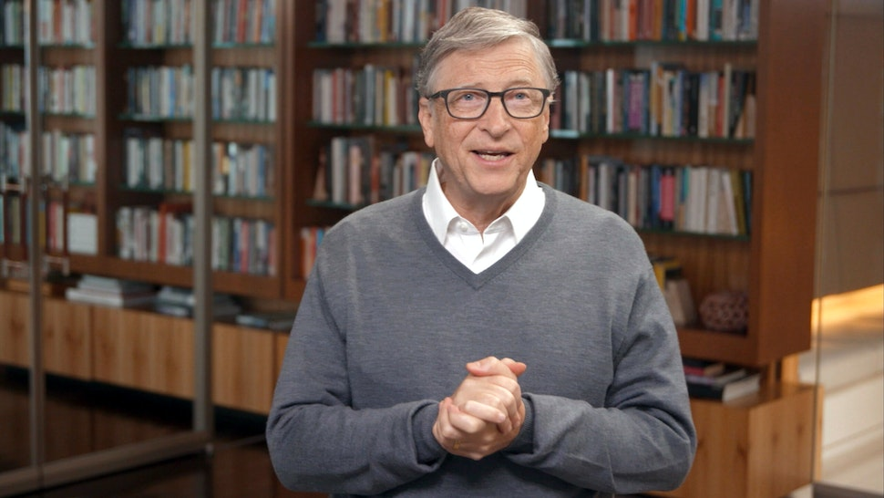 UNSPECIFIED - JUNE 24: In this screengrab, Bill Gates speaks during All In WA: A Concert For COVID-19 Relief on June 24, 2020 in Washington.