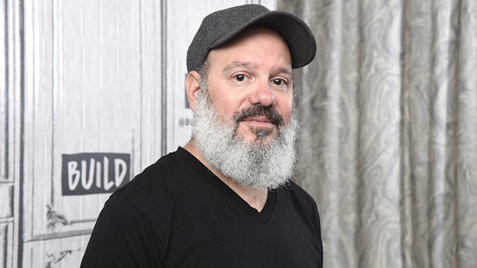 NEW YORK, NEW YORK - MAY 10: Comedian and actor David Cross visits the Build Series to discuss his new comedy tour 'Oh, Come On' at Build Studio on May 10, 2019 in New York City.