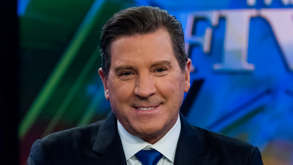 "NEW YORK, NY - JANUARY 17: Fox Host Eric Bolling sits on the panel of Fox News Channel's ""The Five"" as pundit Bob Beckel rejoins the show at FOX Studios on January 17, 2017 in New York City."