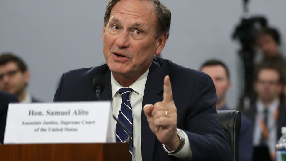 Supreme Court Justices Samuel Alito And Elena Kagan Testify Before The House Appropriations Committee