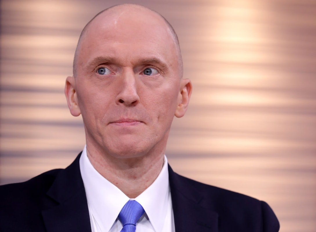 Carter Page Wants To Speak At Sentencing For FBI Lawyer Who Altered An Email About Him