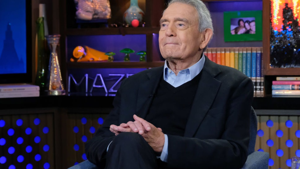 WATCH WHAT HAPPENS LIVE WITH ANDY COHEN -- Episode 16154 -- Pictured: Dan Rather