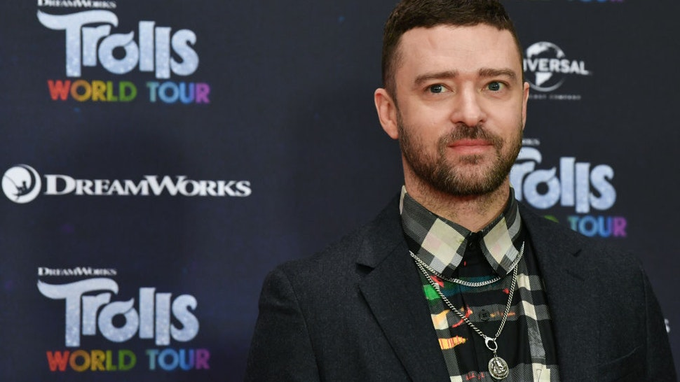 Trolls World Tour Justin Timberlake