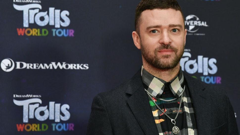 Trolls World Tour Justin Timberlake