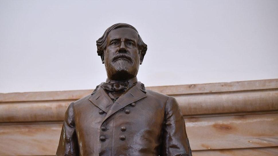 Robert E. Lee statue in U.S. Capitol