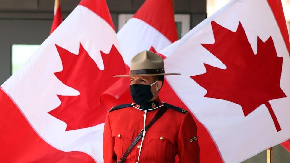 Canadian Royal Police