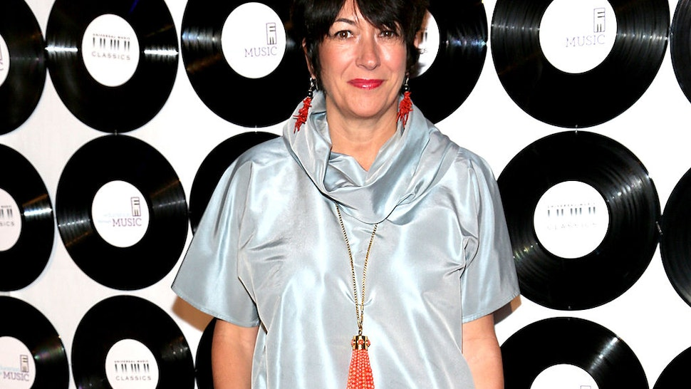 Ghislaine Maxwell attends the ETM 2014 Children's Benefit Gala at Capitale on May 6, 2014 in New York City.