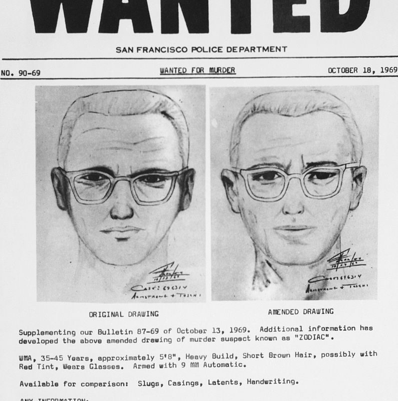 Zodiac Killer's Cipher Finally Solved - 51 Years Later