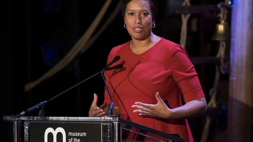Muriel Bowser Museum of the Bible