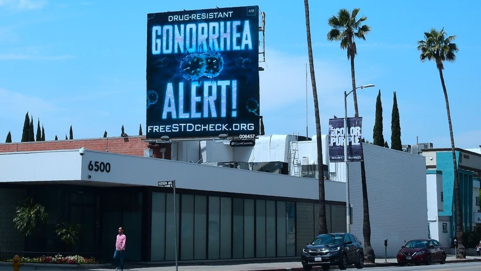 Rise Of 'Super Gonorrhea'
