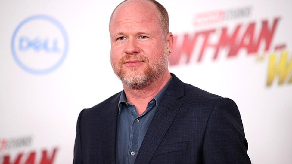 """LOS ANGELES, CA - JUNE 25: Joss Whedon attends the premiere of Disney And Marvel's """"Ant-Man And The Wasp"""" on June 25, 2018 in Los Angeles, California."""