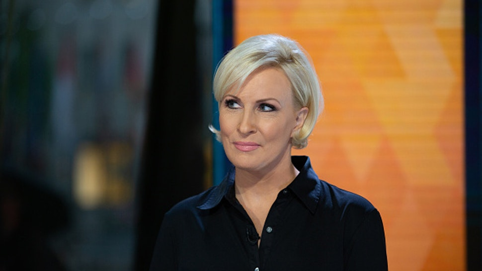 TODAY -- Pictured: Mika Brzezinski on Tuesday, September 25, 2018 --