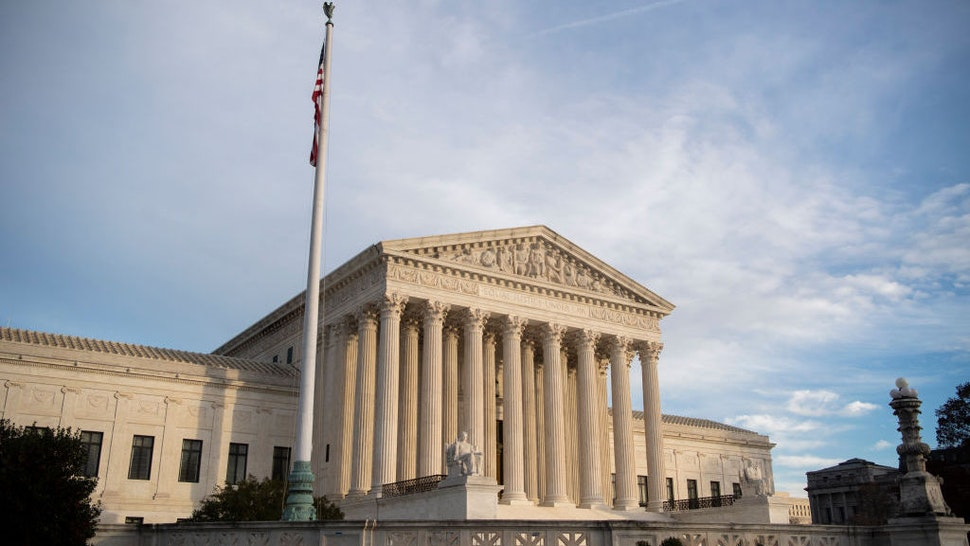 UNITED STATES - DECEMBER 3: The Supreme Court of the United States is pictured in Washington on Thursday, Dec. 3, 2020. (Photo by Caroline Brehman/CQ Roll Call)