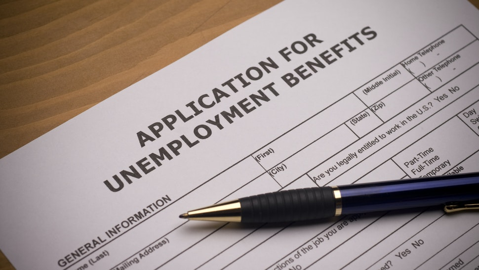 Application for benefits