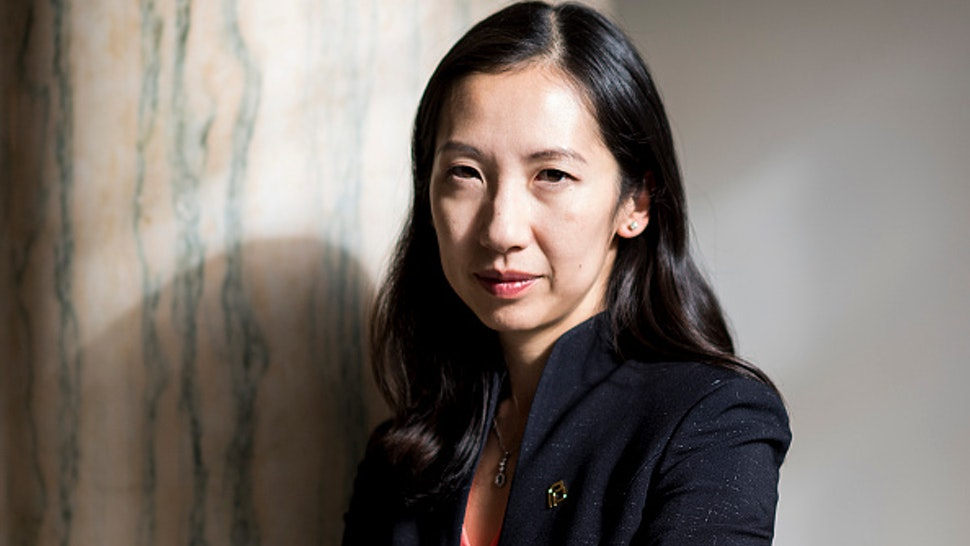 UNITED STATES - JANUARY 8: Dr. Leana Wen is the new President of the Planned Parenthood Federation of America and the Planned Parenthood Action Fund.