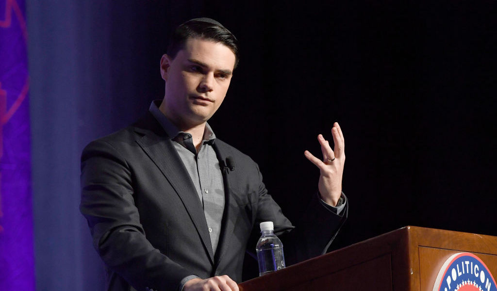 Ben Shapiro Responds To Over 100 Politico Staffers 'Irate' Over One Column: 'You Fragile Little Babies'