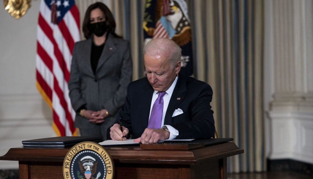 Biden Orders DOJ Not To Renew Contracts With Private Prisons As Part Of Racial Equity Agenda