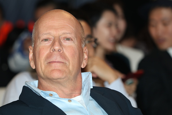 Bruce Willis Tells America To 'Mask Up' After Being Booted From Pharmacy For Not Wearing One