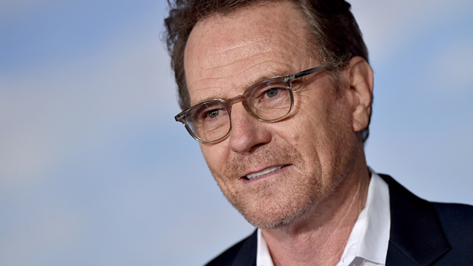 """WESTWOOD, CALIFORNIA - OCTOBER 07: Bryan Cranston attends the Premiere of Netflix's """"El Camino: A Breaking Bad Movie"""" at Regency Village Theatre on October 07, 2019 in Westwood, California."""