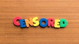 Censored.
