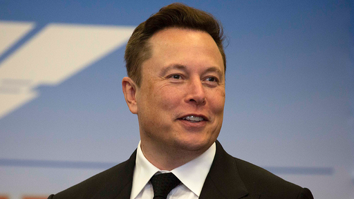 CAPE CANAVERAL, FL - MAY 27: Elon Musk, founder and CEO of SpaceX, participates in a press conference at the Kennedy Space Center on May 27, 2020 in Cape Canaveral, Florida. NASA astronauts Bob Behnken and Doug Hurley were scheduled to be the first people since the end of the Space Shuttle program in 2011 to be launched into space from the United States, but the launch was postponed due to bad weather.