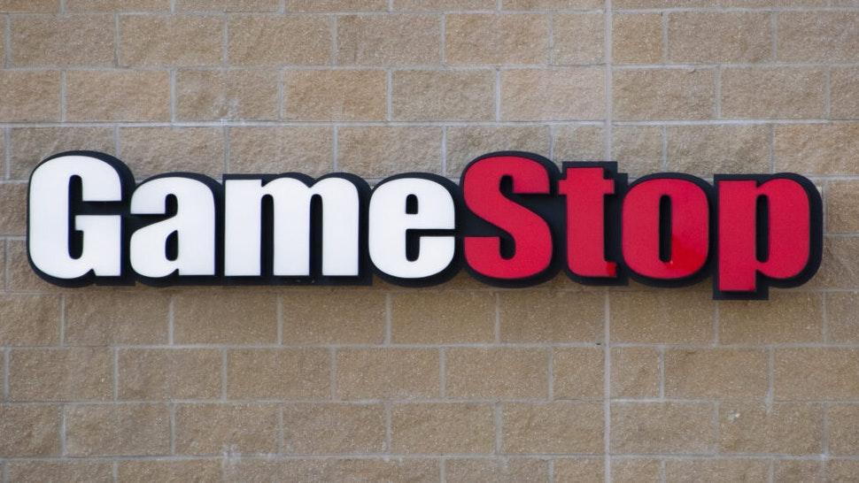 GameStop video game store in Middletown, DE, on July 26, 2019.