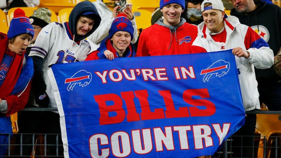 Bills fans