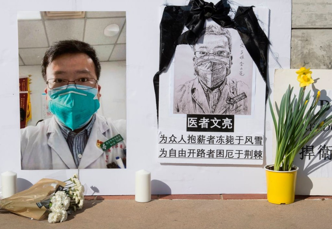Wuhan Medics: We Were Told To Cover Up Human Transmission And Death From COVID